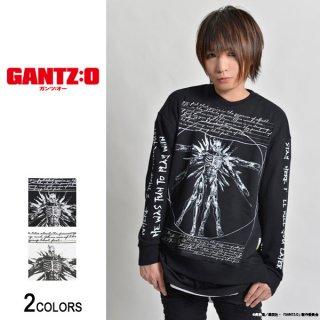 『GANTZ:O』ウィトルウィウス的「ぬらりひょん」トレーナー(男女兼用)