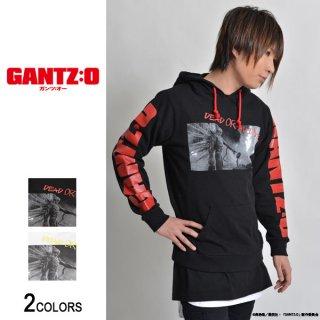 『GANTZ:O』「ぬらりひょん」DEAD OR ALIVE パーカー(男女兼用)