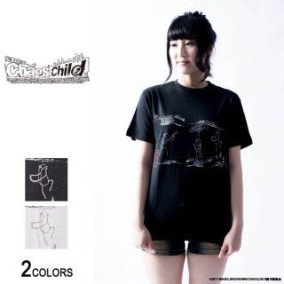 TVアニメ『CHAOS;CHILD』和風「ゲロカエルん」Tシャツ