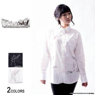 TVアニメ『CHAOS;CHILD』和風「ゲロカエルん」シャツ