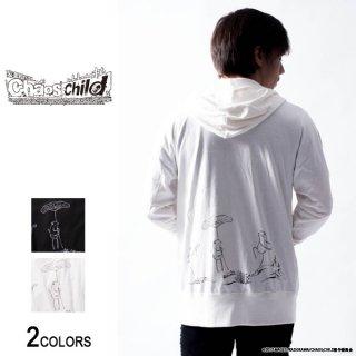 TVアニメ『CHAOS;CHILD』和風「ゲロカエルん」パーカー