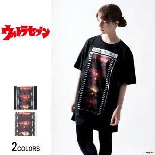 『ウルトラセブン』「メトロン星人」Tシャツ(男女兼用)