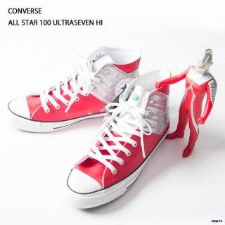 【CONVERSE】コンバース ALL STAR 100 ULTRASEVEN HI オールスター 100 ウルトラセブン HI