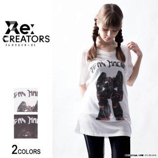 『Re:CREATORS(レクリエイターズ)』鹿屋瑠偉「ギガスマキナ」Tシャツ