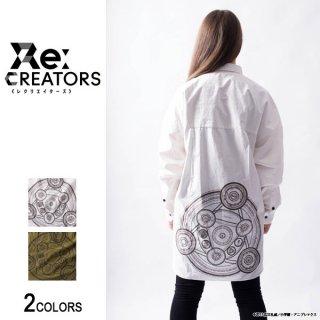『Re:CREATORS(レクリエイターズ)』メテオラ「魔法陣」ビッグシャツ