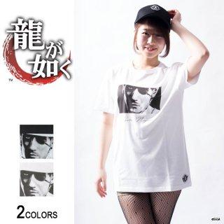 『龍が如く』「真島吾朗」Tシャツ(男女兼用)