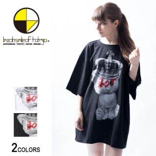 クラウンキャットビッグTシャツ(男女兼用)