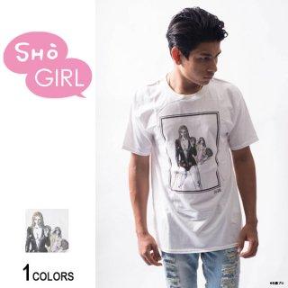 「SHO GIRL」グラフィックTシャツ Ama(男女兼用)