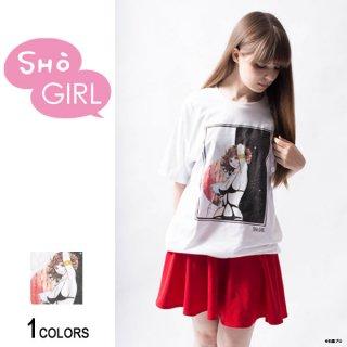「SHO GIRL」グラフィックTシャツ Robot(男女兼用)