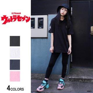 『ウルトラセブン』「アイスラッガー」刺繍ポロシャツ(男女兼用)