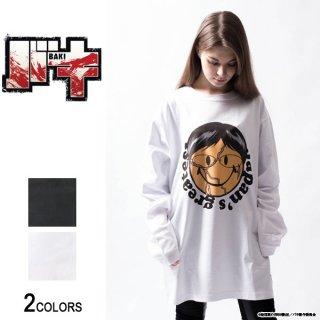TVアニメ『バキ』花山薫ロングTシャツ(男女兼用)