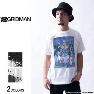 『SSSS.GRIDMAN』描き下ろしイラスト Tシャツ(男女兼用)