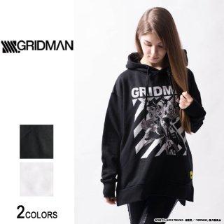 『SSSS.GRIDMAN』フルパワー・グリッドマン ビッグパーカー(男女兼用)