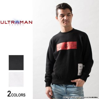 『ULTRAMAN』 ウルトラマン セブン エース トレーナー(男女兼用)