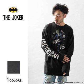 『THE JOKER』ジョーカー RUDE BOY ロングTシャツ(男女兼用)