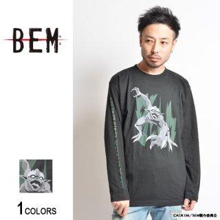 『BEM』ロングTシャツ ベロ ver.(男女兼用)