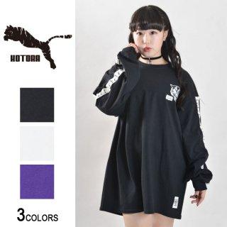 KOTO コラボ リブ付きロングTシャツ(男女兼用)