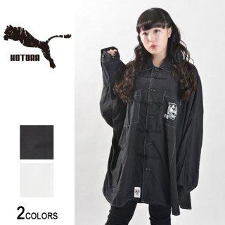 KOTO コラボ チャイナシャツ(男女兼用)