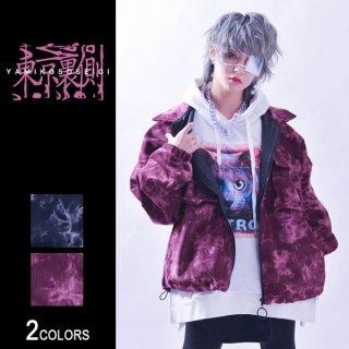 『東京裏側』ムラ柄コーデュロイジャケット(男女兼用)