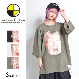 HAドル札ビッグTシャツ(男女兼用)