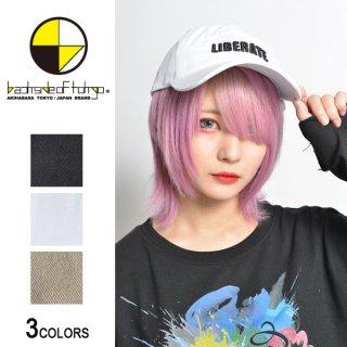 LIBERATE 3D刺繍CAP(男女兼用)