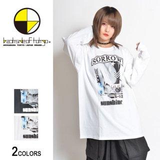 SORROW girl photo ロングTシャツ(男女兼用)