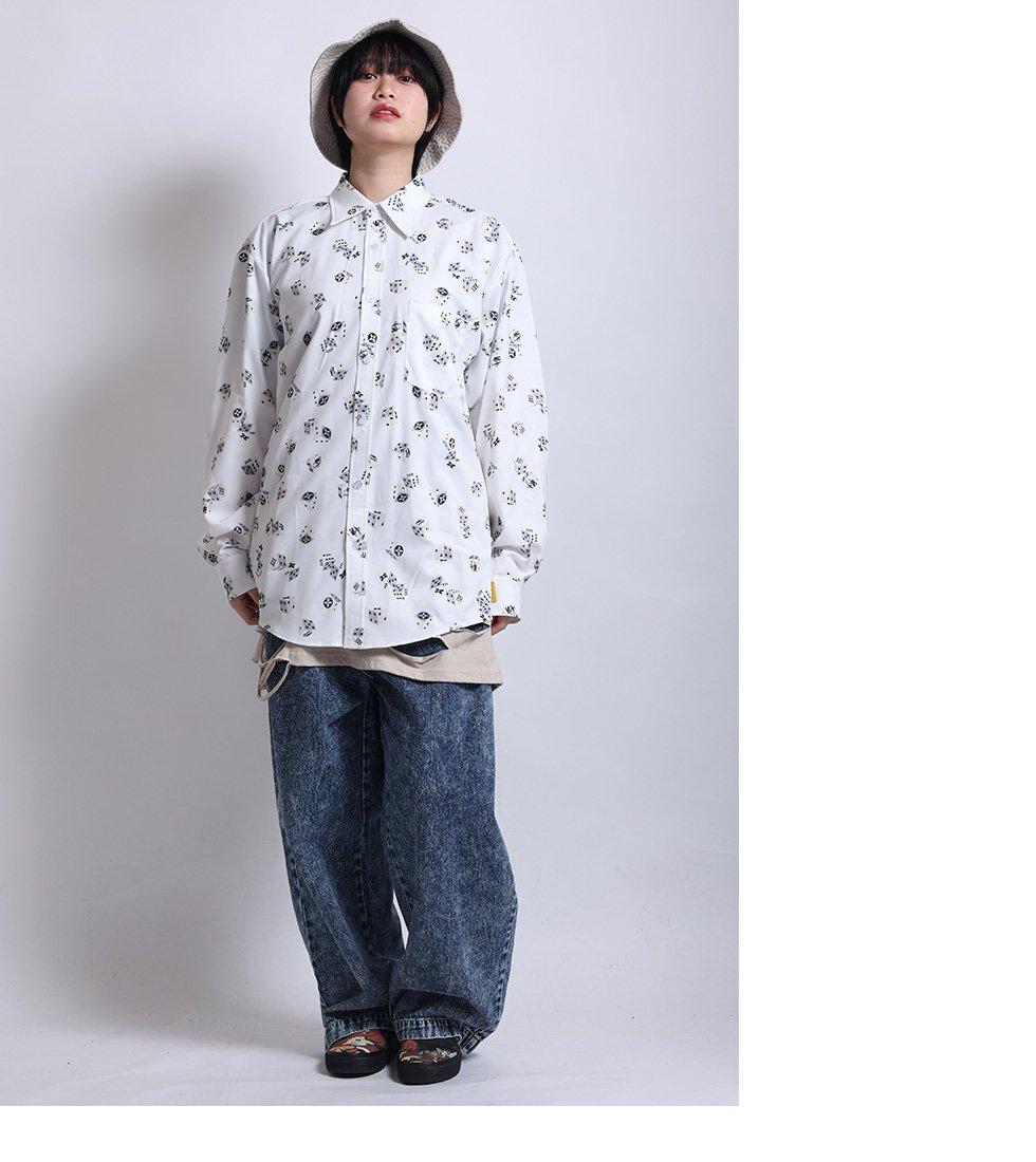 ダイスシャツ