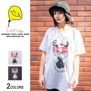 SU×MM モノグラムTシャツ(男女兼用)