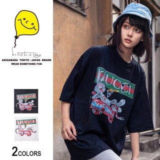 GU×SU gang BB 2nd ビッグTシャツ(男女兼用)