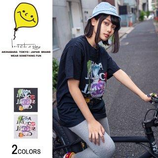 CH×SU perfume Tシャツ(男女兼用)