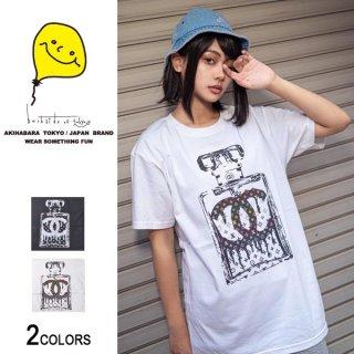 CHモノグラム perfume Tシャツ(男女兼用)