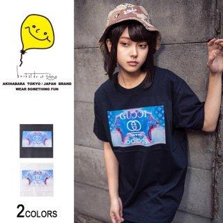 AD×GU Lion Tシャツ(男女兼用)