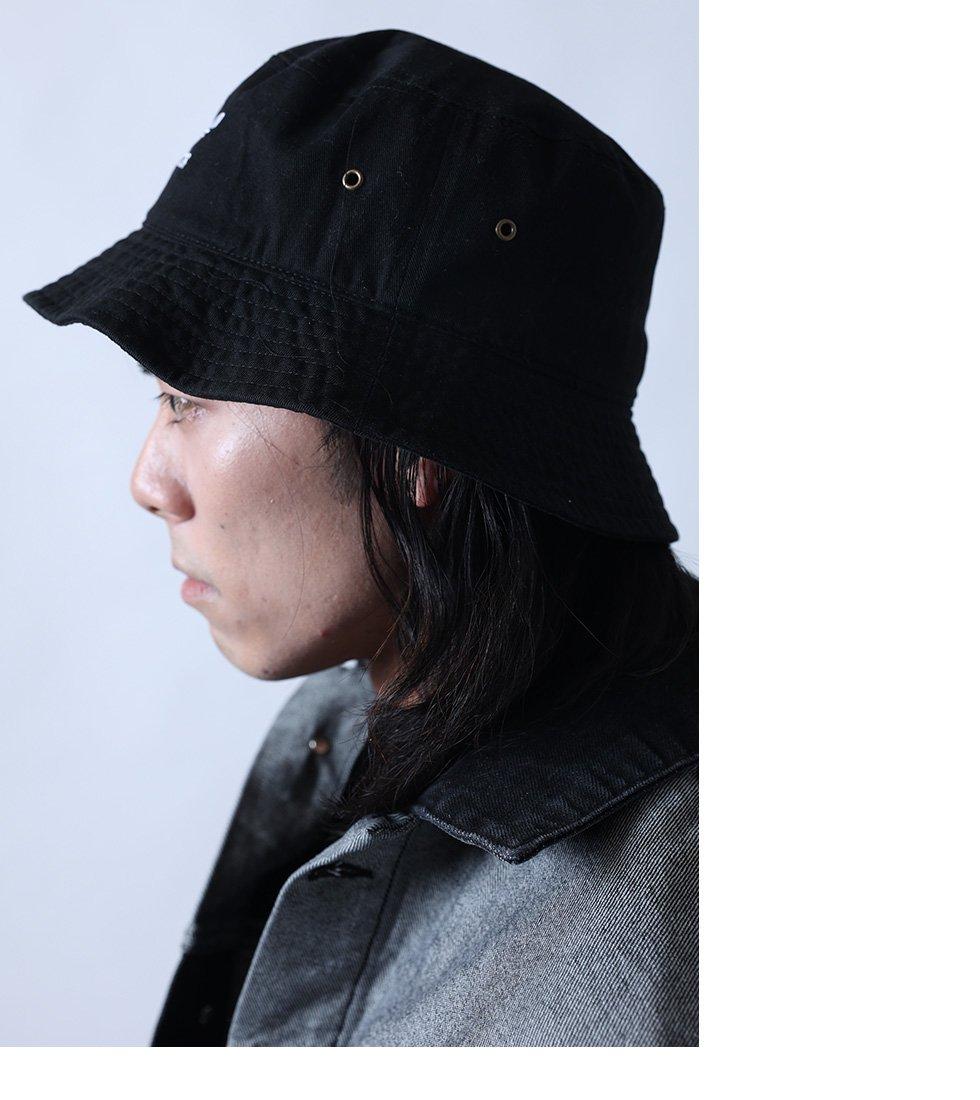 AD×NK刺繍バケットハット