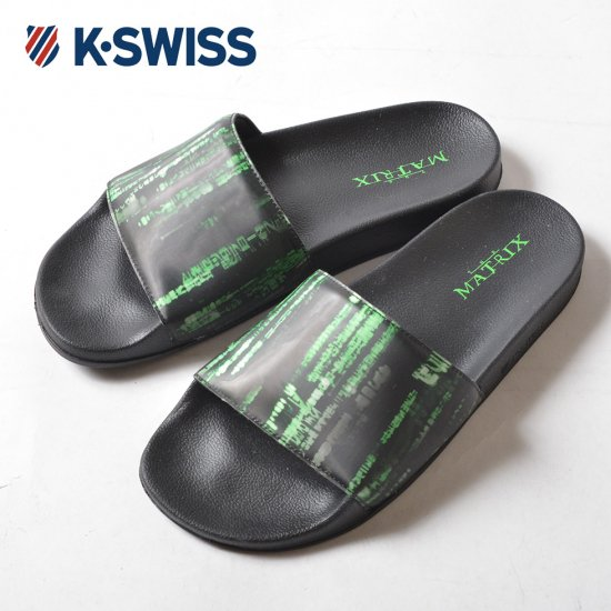 K・SWISS(ケースイス)K-SLIDE×MATRIX