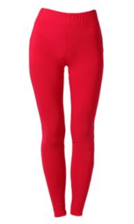 ATHENA LEGGINGS - RED