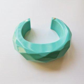 Rosecut Bangle / Turquoise