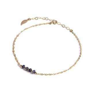 Sweet berry anklet