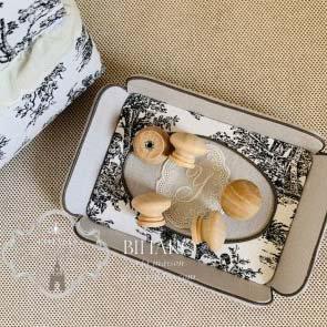 【新入荷】木製飾り脚 small 1個 つまみ 取っ手