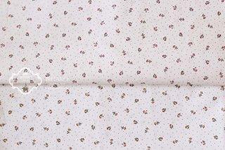 フランス直輸入☆mini flowers & dots