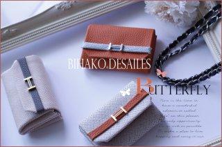 BIHAKO通信Freeレッスン BIHAKO®Desailes( デゼル)butterfly