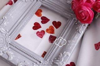 ☆アメリカ直輸入☆Love small heart red