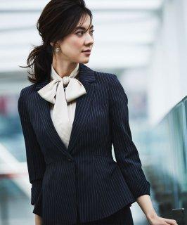キャリアセットアップスーツ「SU616」/学校行事・通勤・ビジネス・オフィスシーン対応