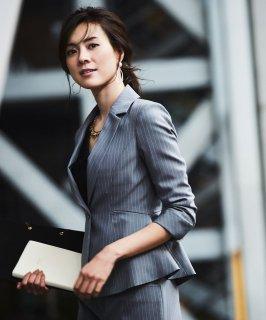 キャリアセットアップスーツ「SU617」/学校行事・通勤・ビジネス・オフィスシーン対応