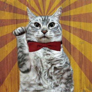 EVE招き猫 ポストカード−13.CATS.WORKSオリジナル