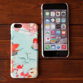 ●歌川国芳● 金魚づくし百ものがたり スマホケース iphoneシリーズ※android機種多数対応