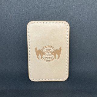 ヌメ革 カードケース