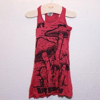 SURE製 タンクトップドレス(Mushroom)