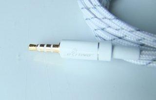 IEM用2.5mm径プラグ mini4PxLR バランスケーブル