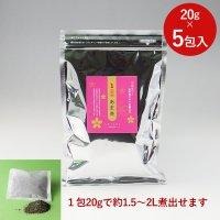 煮出用あま茶ブレンドティーパック 5包入(甘茶)