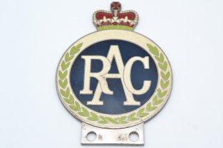 ロイヤル Automobile club グリルバッジ-RAC